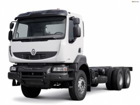 Renault Kerax - 370 DXi, 272 kW