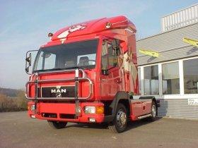 MAN L2000 - L 2000, 83 kW