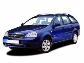 Chevrolet Lacetti - 2.0 TdCi, 88 kW