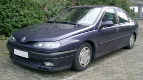 Renault Laguna I - 3.0i, 123 kW