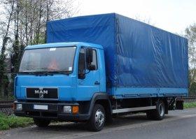 MAN LE 2000 - LE 2000, 206 kW