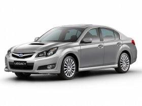 Subaru Legacy - 2.0 BoxerDiesel, 110 kW