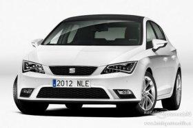 Seat Leon III (2012 - 2017) - 1.8 TSI, 132 kW