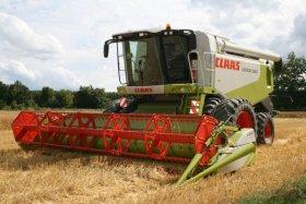 Claas Lexion - 740, 390 kW