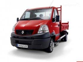 Renault Mascott - DXi3, 110 kW