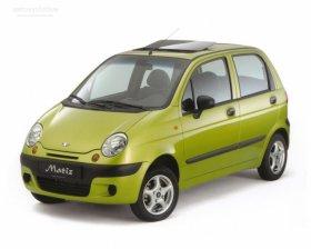 Daewoo Matiz - 0.8i, 38 kW