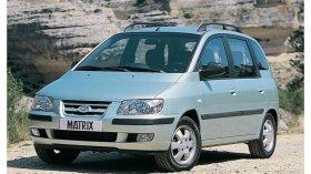 Hyundai Matrix (2001 - 2010) - 1.5 CRDi, 75 kW