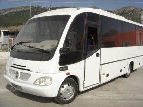Mercedes-Benz Medio - ECO 4.3 R4, 110 kW