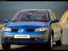 Renault Megane II - 2.0 T, 120 kW