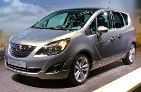 Opel Meriva - 1.7 CDTi Ecotec, 81 kW
