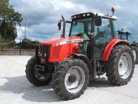 Massey Ferguson MF 5400 - MF 5470, 125 kW