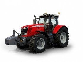 Massey Ferguson MF 7600 - MF 7622 7.4, 215 kW