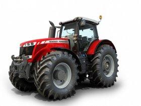 Massey Ferguson MF 8600 - MF 8680, 321 kW