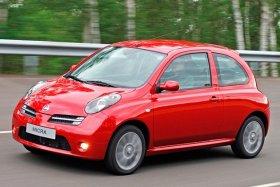 Nissan Micra - 1.5 dCi, 50 kW
