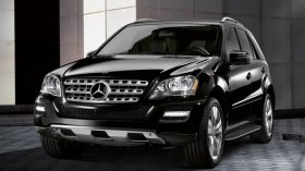 Mercedes-Benz ML - 63 AMG, 375 kW