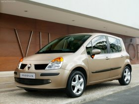 Renault Modus - 1.2i, 55 kW