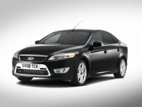 Ford Mondeo MK4 - 1.8i, 85 kW