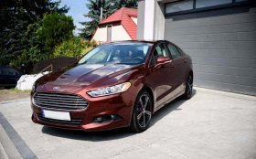 Ford Mondeo MK5 - 2.0 TDCI, 132 kW