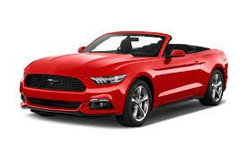 Ford Mustang Convertible - 5.0 V8 Ti-VCT, 310 kW