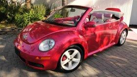 Volkswagen New Beetle - 1.2 TSI, 77 kW