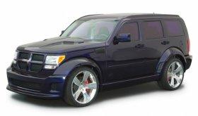 Dodge Nitro - 2.8 CRD, 130 kW