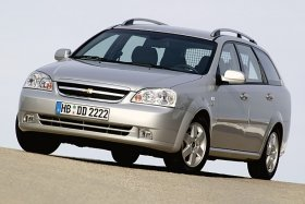 Chevrolet Nubira - 1.6i, 80 kW