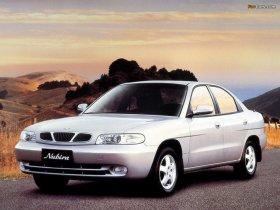 Daewoo Nubira - 1.6i, 78 kW