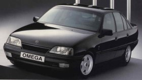 Opel Omega - 2.5 TD, 96 kW
