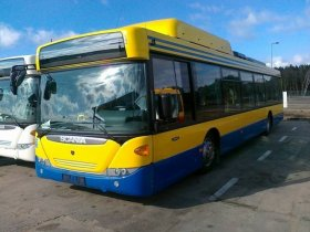 Scania OmniCity - Stadtbuses, 228 kW