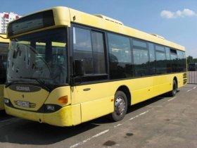 Scania Omnilink - Stadtbuses DC9 R5, 169 kW