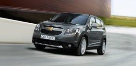 Chevrolet Orlando - 2.0 VdCi, 96 kW