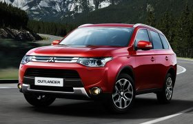 Mitsubishi Outlander - 2.2 Di-D, 105 kW