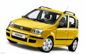 Fiat Panda - 1.3 MJET, 51 kW