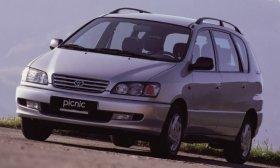 Toyota Picnic - 2.0i, 94 kW