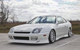 Honda Prelude - 2.0i, 98 kW