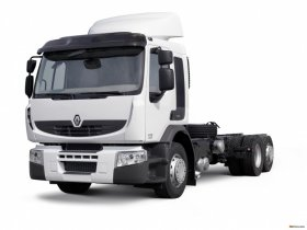 Renault Premium Distribution - 320, 229 kW