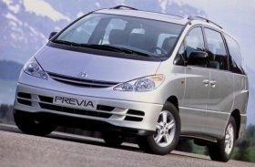 Toyota Previa - 2.4i, 115 kW