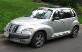 Chrysler PT Cruiser - 1.6i, 85 kW
