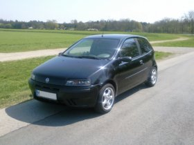 Fiat Punto - 1.8i, 96 kW