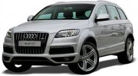 Audi Q7 (4L) - 3.0 TFSI, 245 kW