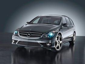 Mercedes-Benz R - 63 AMG, 375 kW