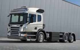 Scania Řada P - PDE 420 HP, 309 kW
