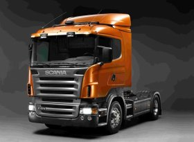 Scania Řada R - R114, 250 kW