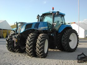 New Holland řada T8 - T8 390, 250 kW