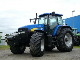 New Holland řada TM - TM 195, 143 kW