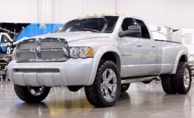 Dodge Ram - 3500 Chassis Cab, 261 kW