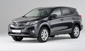 Toyota RAV4 - 2.2 D-CAT, 130 kW