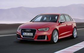 Audi RS3 - 2.5 TFSI, 250 kW