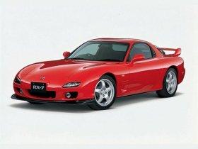 Mazda Rx7 - 1.3i, 176 kW