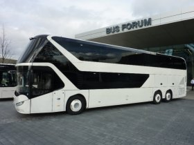 Setra S 431 - S 431, 370 kW
